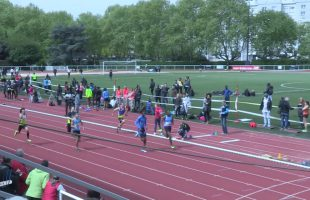 100m TCM – Serie 10 – Meeting ASA / Athlé Running 94 – 23/04/2017 – Maisons Alfort
