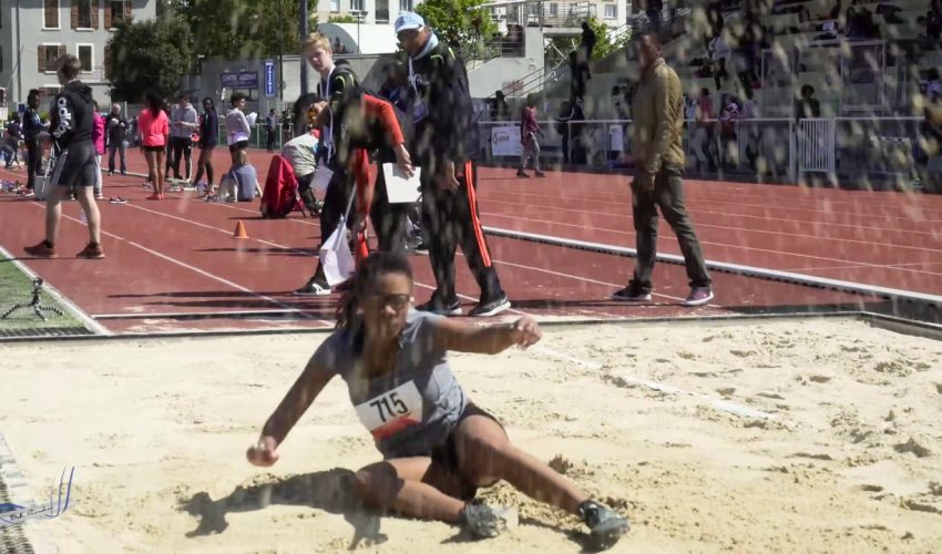Longueur TCF – Serie 3 – Meeting ASA / Athlé Running 94 – 23/04/2017 – Maisons Alfort