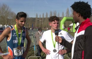 Interview Louis GILAVERT Yani KHELAF – CROSS LIFA Verneuil – 17/02/19