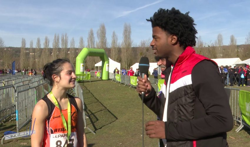 Interview Manon TRAPP – CROSS LIFA Verneuil – 17/02/19