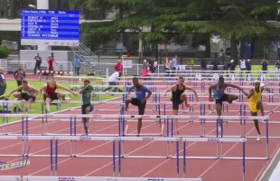 110m Haies – TCM – Serie 2 – Meeting National 1 de Cergy-Pontoise – 10/06/2019