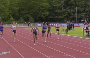 200m – TCF – Finale 1 – Meeting National 1 de Cergy-Pontoise – 10/06/2019