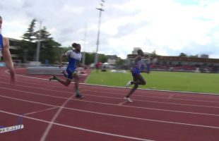 200m – TCM – Finale 1 – Meeting National 1 de Cergy-Pontoise – 10/06/2019