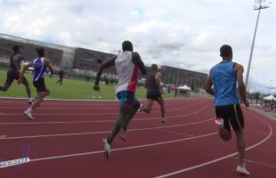 200m – TCM – Finale 2 – Meeting National 1 de Cergy-Pontoise – 10/06/2019