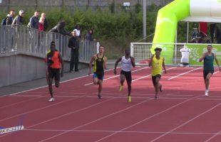 400m – TCM – Finale 2 – Meeting National 1 de Cergy-Pontoise – 10/06/2019