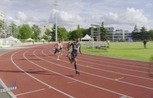 400m – TCM – Finale 3 – Meeting National 1 de Cergy-Pontoise – 10/06/2019
