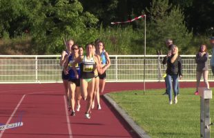 800m – TCF – Finale 3 – Meeting National 1 de Cergy-Pontoise – 10/06/2019