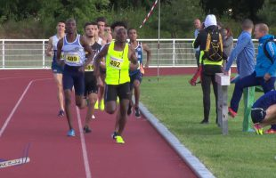 800m – TCM – Finale 1 – Meeting National 1 de Cergy-Pontoise – 10/06/2019
