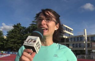 INTERVIEW Laetitia DE LA METTRIE – Meeting National 1 de Cergy-Pontoise – 10/06/2019