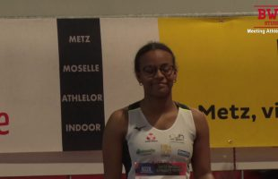 60m – Finale – TCF – Meeting Metz Moselle Athlélor – 09/02/2020