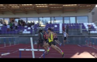 110m Haies – Finales A – Meeting National 1 de Cergy-Pontoise – 22/06/2018 – Cergy-Pontoise