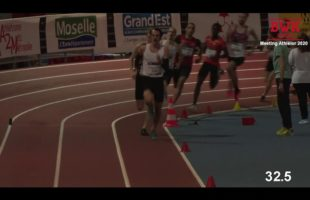 800m – Finale A – TCM – Meeting Metz Moselle Athlélor – 09/02/2020